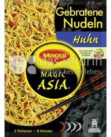 Produktabbildung: Maggi Magic Asia Gebratene Nudeln Huhn 121 g