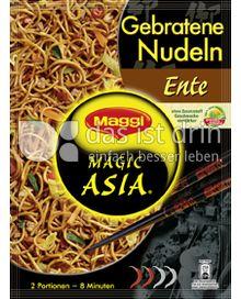 Produktabbildung: Maggi Magic Asia Gebratene Nudeln Ente 119 g