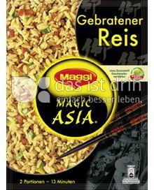 Produktabbildung: Maggi Magic Asia Gebratener Reis 135 g