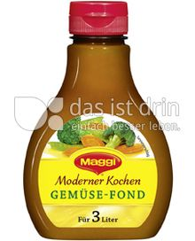 Produktabbildung: Maggi Moderner Kochen Gemüse-Fond 240 g