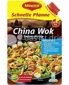 Produktabbildung: Maggi Schnelle Pfanne China Wok 65 ml