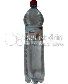Produktabbildung: Aquamia plus Erdbeer 1,5 l