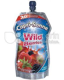 Produktabbildung: Capri-Sonne Wild Berries 0,33 l