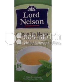 Produktabbildung: Lord Nelson Grüner Tee Natur 43,75 g