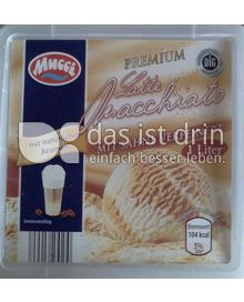 Produktabbildung: Mucci Eiscreme Premium Latte Macchiato 1 l