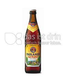 Produktabbildung: Paulaner Hefe-Weißbier dunkel 0,5 l