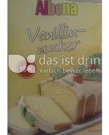 Produktabbildung: Albona Vanillinzucker 15 St.