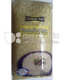 Produktabbildung: Golden Sun Parboiled Reis 1 kg