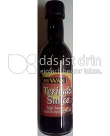 Produktabbildung: Chi Wan Teriyaki Sauce 250 ml