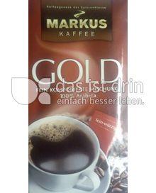 Produktabbildung: Markus Kaffee Gold 500 g