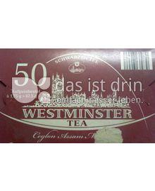Produktabbildung: Westminster Tea Ceylon Assam Mischung 87,5 g