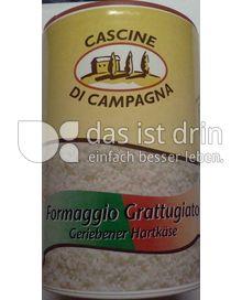 Produktabbildung: Cascine Di Campagna Geriebener Hartkäse 250 g