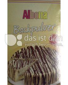 Produktabbildung: Albona Backpulver 140 g