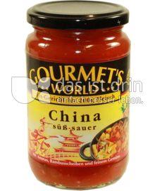 Produktabbildung: Gourmet's World China süß-sauer 350 g