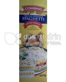 Produktabbildung: Combino Spaghetti Quattro Formaggi 483 g