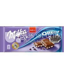 Produktabbildung: Milka & Oreo 100 g