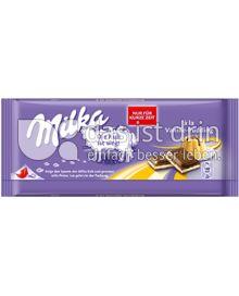 Produktabbildung: Milka à la Vanille-Pudding 100 g