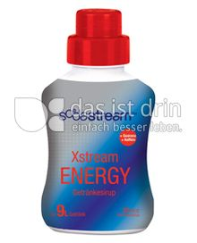 Produktabbildung: Soda-Stream Xstrem Energy 375 ml
