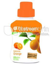 Produktabbildung: Soda-Stream Premium Citrus Sirup Valencia Orange 375 ml