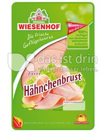 Produktabbildung: Wiesenhof Zarte Hähnchenbrust 100 g