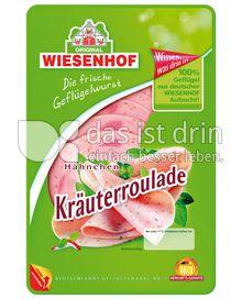 Produktabbildung: Wiesenhof Hähnchen-Kräuterroulade 100 g