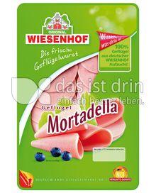 Produktabbildung: Wiesenhof Geflügel Mortadella 100 g