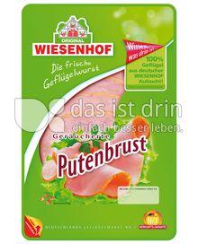 Produktabbildung: Wiesenhof Geräucherte Putenbrust 100 g