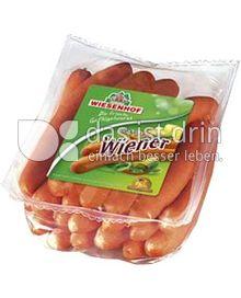 Produktabbildung: Wiesenhof Geflügel Wiener 1000 g