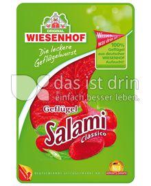 Produktabbildung: Wiesenhof Geflügel Salami Classico 100 g