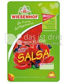 Produktabbildung: Wiesenhof Geflügel Salami Salsa 100 g