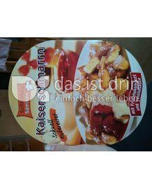 Produktabbildung: Schwaben Speisen Kaiserschmarrn mit Früchtekompott und Vanillesauce 400 g