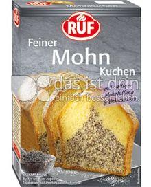 Produktabbildung: RUF Feiner Mohnkuchen 465 g