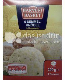 Produktabbildung: Harvest Basket 6 Semmel Knödel 200 g