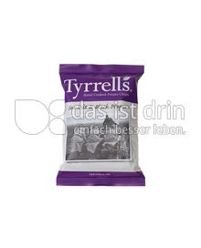 Produktabbildung: Tyrrells Chips Sea Salt & Black Pepper 150 g