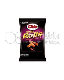 Produktabbildung: Chio Tortilla Rolls Sweet Chili 125 g