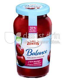 Produktabbildung: Zentis Balance Sauerkirsche 295 g