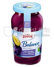 Produktabbildung: Zentis Balance Pflaume 295 g