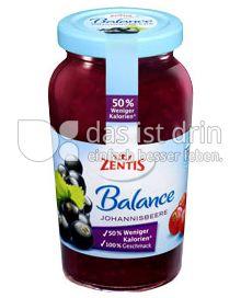 Produktabbildung: Zentis Balance Johannisbeere 295 g