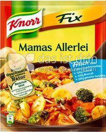Produktabbildung: Knorr Mamas Allerlei 29 g