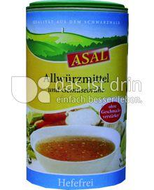 Produktabbildung: Asal Allwürzmittel und Gemüsebrühe 250 g