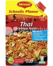 Produktabbildung: Maggi Schnelle Pfanne Thai 63 ml