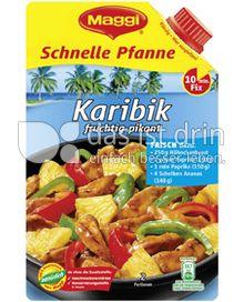 Produktabbildung: Maggi Schnelle Pfanne Karibik 62 ml