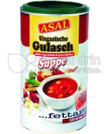 Produktabbildung: Asal Ungarische Gulaschsuppe 250 g