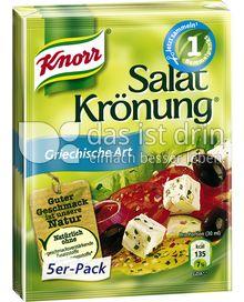 Produktabbildung: Knorr Salatkrönung Griechische Art 5 St.