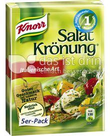 Produktabbildung: Knorr Salatkrönung Italienische Art 5 St.