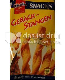 Produktabbildung: DeBeukelaer Snacks Gebäckstangen Käse 125 g