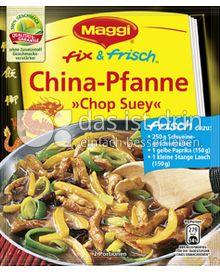 Produktabbildung: Maggi fix & frisch China-Pfanne »Chop Suey« 38 g