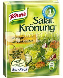 Produktabbildung: Knorr Salatkrönung Würzige Gartenkräuter 5 St.