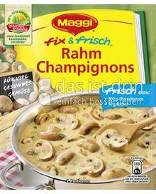 Produktabbildung: Maggi fix & frisch Rahm Champignons 40 g