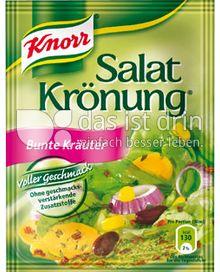 Produktabbildung: Knorr Salatkrönung Bunte Kräuter 5 St.